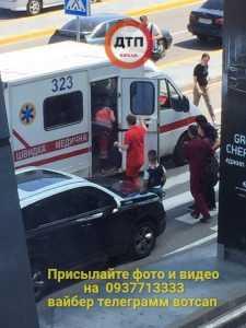 В Жулянах у беременной пассажирки, лишенной права на въезд в Украину, отошли воды