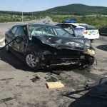 В Закарпатской области произошло ДТП, в результате которого погиб один человек