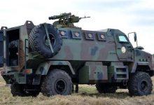 В Закарпатской области столкнулись две боевые машины