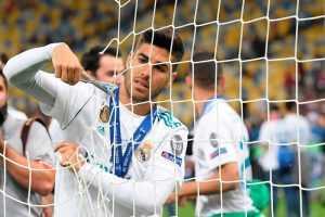 В финале Лиги чемпионов УЕФА испанский Реал одержал победу со счетом 3:1. Фото