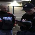 В центре Киева задержан парень с пистолетом