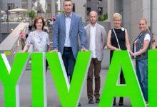 Віталій Кличко відвідав міжнародний ярмарок сучасного мистецтва