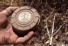 Житель Донецкой области наступил на взрывчатку около своего дома
