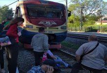 Жители Львовщины перекрыли железнодорожные пути