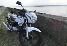 Задержан мужчина угнавший мотоцикл Маси Найема