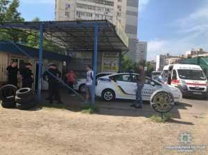 Задержан участник драки напавший на оперативника спецслужбы