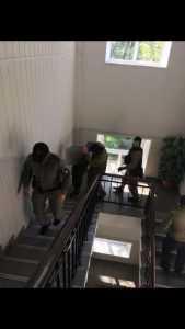 Задержана вооруженная банда, в составе которой были действующие правоохранители. Фото, видео