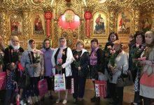 освячення ікон Присвятої Богородиці