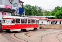 5 июня в Киеве закрывается движение трамвая №14