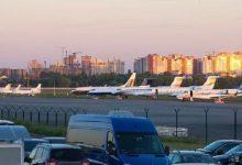 Аеропорт Київ встановив футбольний рекорд