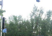 На Харківському шосе ввели в експлуатацію новий світлофор