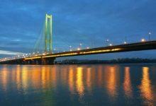 На Южном мосту ограничат движение транспорта