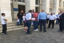 На Закарпатье ромы устроили акцию протеста