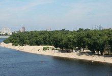 На берегу Днепра обнаружен труп мужчины
