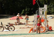 На обновленных Киевских пляжах нельзя пить, курить и приводить животных