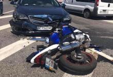 На трассе Киев-Чоп в жутком ДТП погиб мотоциклист