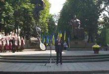 На урочистій промові Петро Порошенко назвав дату скасування депутатської недоторканності