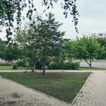 Как выглядит сквер в Святошинском районе Киева после капремонта (фото)