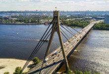 Сегодня ограничат движение на Северном мосту