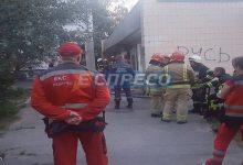 Сегодня в Киеве взорвали отделение Ощадбанка. Фото, видео7