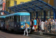 У Києві закривається рух трамваїв маршруту №3