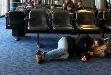 У аеропорту Київ знову розгорівся скандал з відправкою рейсу