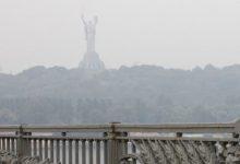 Украинский гидрометцентр внес предложения для решения проблемы загрязнения атмосферы в Киеве