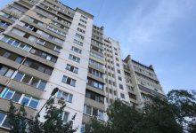 В Деснянском районе лифт пролетел с 14 до 3 этажа