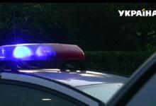 В Днепропетровской области во время задержания полицейский получил пулю в лицо