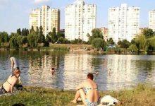 В Дніпровському районі відкрили оновлений пляж