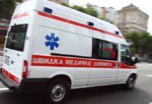 В Харькове автомобиль скорой помощи сбил мальчика на пешеходном переходе