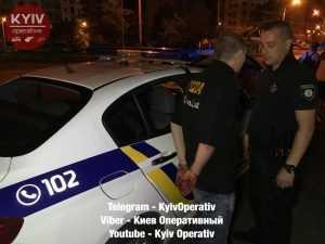 В Киеве на проспекте Сталинграда произошла массовая драка. Фото