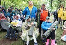 В Киеве пройдет фестиваль по спортивной рыбалке среди детей и молодежи