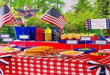 В Киеве устроили традиционную американскую вечеринку в честь дня независимости США