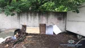 В Киево-Святошинском районе у мужчины в руках взорвалось самодельное устройство
