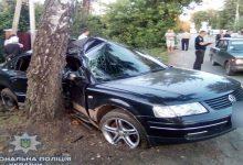 В Ровенской области автомобиль столкнулся с деревом, пострадали шестеро детей