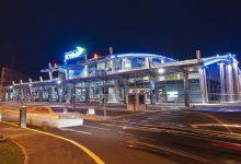 В аэропорту Киев 20 человек ожидают своего рейса со вчерашнего дня