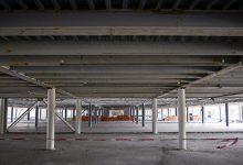В конце июля в аэропорту Борисполь откроют многоуровневый паркинг