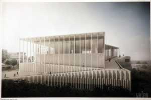 Як виглядатиме Музей Революції гідності