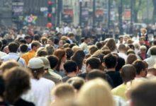 За январь-апрель численность населения Киевской области увеличилась почти на 2 тысячи человек