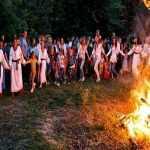 Где в Киеве будут отмечать старинный праздник Ивана Купала