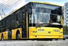 Киевский ночной троллейбус изменит свой маршрут