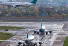 Поруч зі злітно-посадковими смугами аеропорту Жуляни намагаються побудувати житловий комплекс