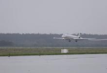 Сегодня в аэропорту Борисполь самолет совершил аварийную посадку