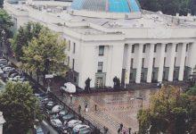 Центр столицы заблокирован автомобилями