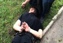 В Киеве задержали патрульного полицейского на получении крупной взятки