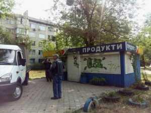 За час в Києві демонтовано 13 МАФів-наливайок