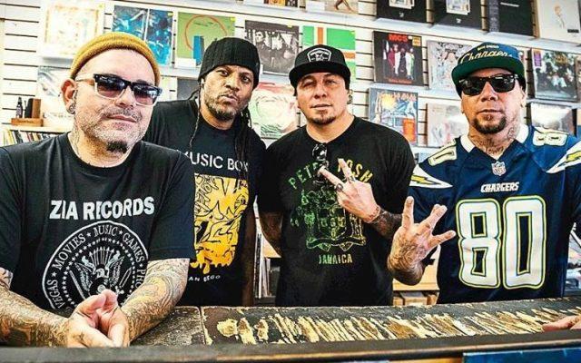 Відомий американський метал-гурт P.O.D. зіграє у Києві та Львові