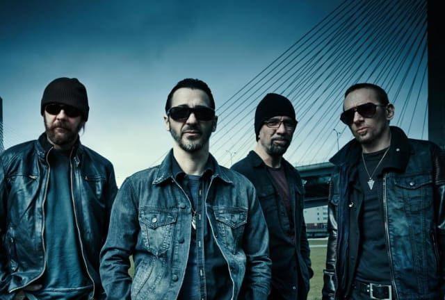 Godsmack вперше зіграють у Києві