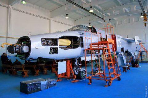 Українські авіазаводи почали роботи з глибокої модернізації Су-24